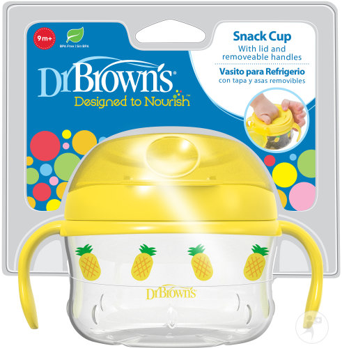 Dr. Brown'S Snack Cup Gelb