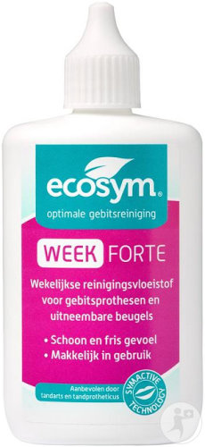 Ecosym Forte Nycomed Belg.wekel.rein.prothese100ml