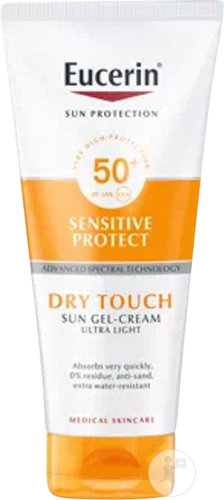 Eucerin Gel-Creme Dry Touch SPF50 +