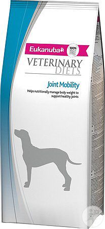 Eukanuba Veterinary Diets Joint Mobility Hund Beutel 12kg