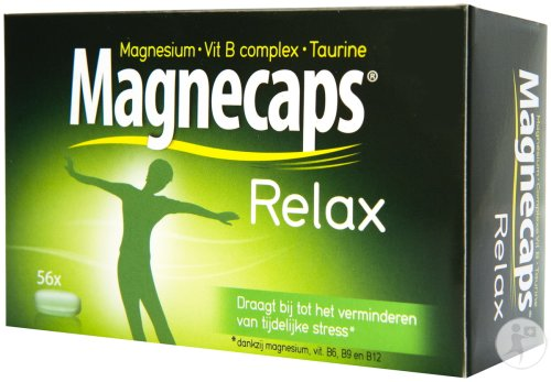 Magnecaps Relax 56 Kapseln