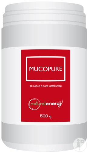 Natural Energy Mucopure Pulver 500g