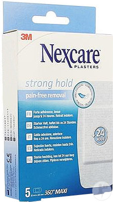 Nexcare 3m Strong Hold Maxi 5