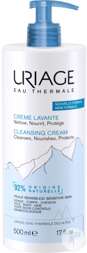 Uriage Eau Thermale Waschcreme 500ml