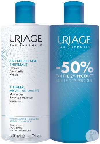 Uriage Micellair Water Thermale Rote Haut 500ml