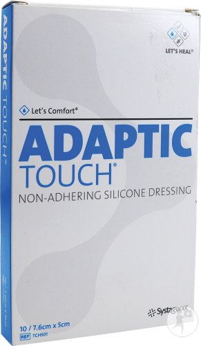Adaptic Touch Pans Silicone 5x7.6cm 10 Tch501
