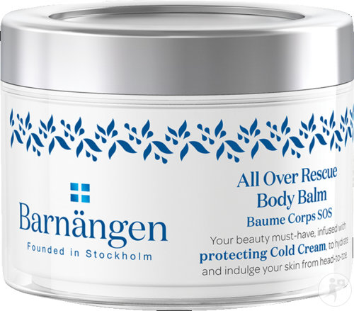Barnängen All Over Rescue Baume Corps SOS Toutes Peaux 200ml