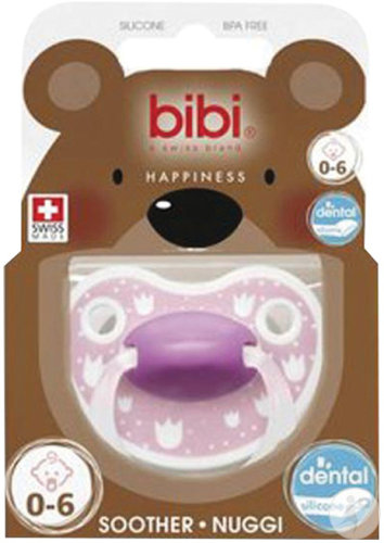 Bibi Sucette Happiness Lovely Dots 0-6 Mois