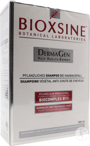 Bioxsine Shampoing Cheveux Normaux 300ml