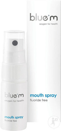 Bluem Innovation In Implant Care Spray Buccal Natural Oxygen 15ml