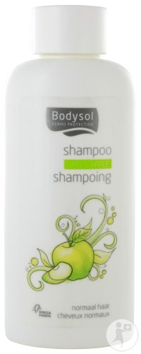 Bodysol Shampoing Cheveux Normaux Pomme Flacon 200ml