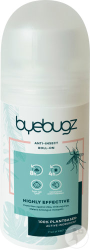 ByeBugz Anti-Insect Roll-On 50ml