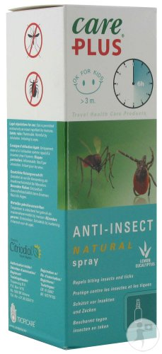 Care Plus Anti-Insect Natural Spray 100ml