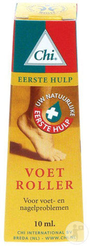 Chi Premiers Secours Roller Pieds 10ml