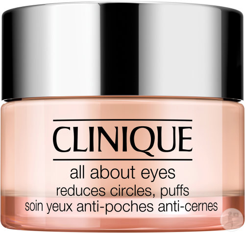 Clinique All About Eyes Soin Yeux Anti-Poches Anti-Cernes Pot 30ml