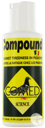 Comed Compound Pigeons 60ml