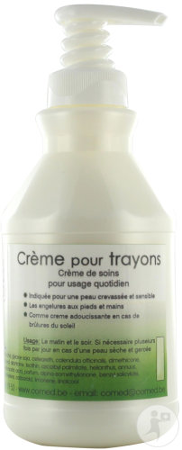 Comed Jolly Crème Trayons Flacon Pompe 300ml