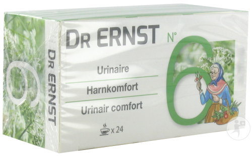 Dr Ernst N˚6 Tisane Urinaire 24 Infusions