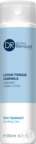 Dr Renaud Lotion Tonique Camomille Soin Apaisant Flacon 200ml