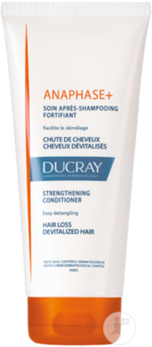 Ducray Anaphase+ Soin Après-Shampoing Fortifiant Tube 200ml