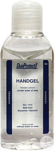 DuoProtect Gel Mains Flacon 100ml