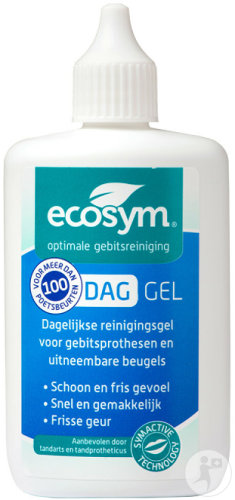 Ecosym Nycomed Belg.nett.quotid.prothese Gel 100ml