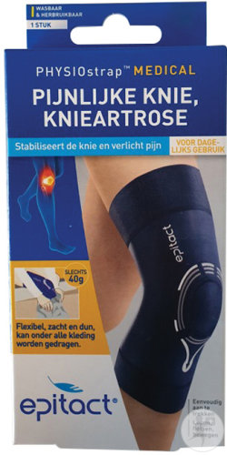 Epitact Physiostrap Medical Genouillère Taille XS 1 Pièce