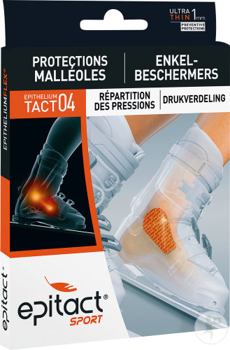 Epitact Sport Protections Malléoles Epitheliumtact 04 Pièces 2