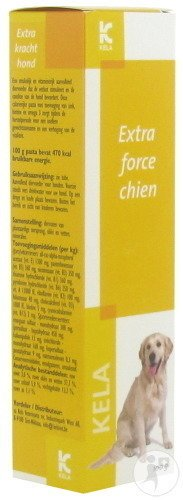 Extra Force Chien Pate 100g