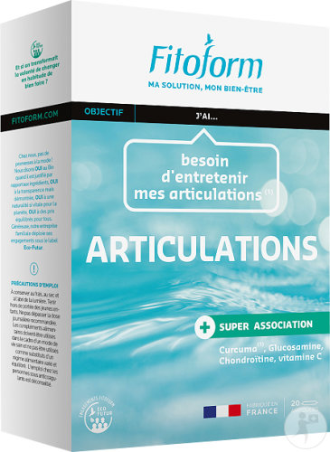 Fitoform Articulations Ampoules 20x10ml
