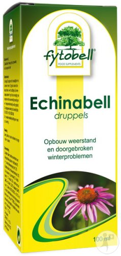 Fytobell Echinabell Gouttes Flacon 100ml Nouvelle Formule