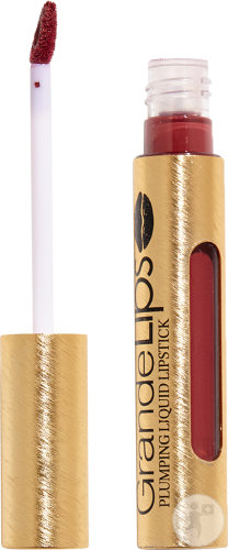 Grande Cosmetics GrandeLips Rouge A Lèvres Liquide Repulpant Smoked Sherry 4g
