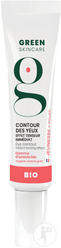 Green Skincare Contour Des Yeux Jeunesse Tube Roll-On 15ml