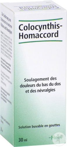 Heel Colocynthis-Homaccord Gouttes 30ml