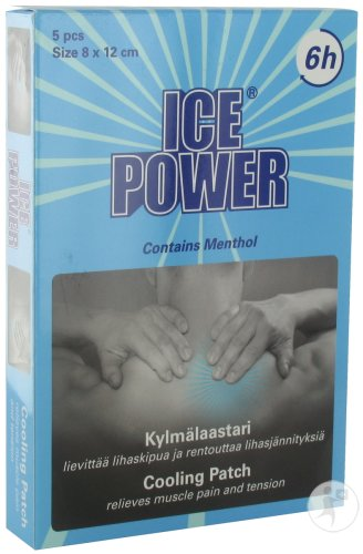 Ice Power Cooling Patch Menthol 5