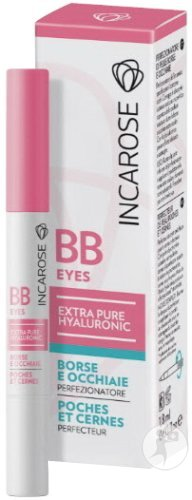 Incarose BB Eyes Extra Pure Hyaluronic Perfecteur Poches Et Cernes Light 1,8ml