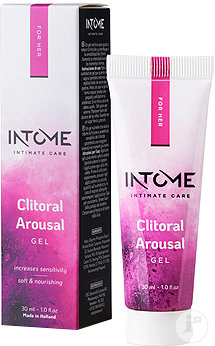 Intome Gel D'Excitation Clitoridienne 30ml