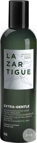 Lazartigue Extra-Gentle Shampoing Extra-Doux Usage Fréquent Cheveux Normaux Flacon 250ml