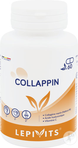 Leppin Collappin 60 Gélules