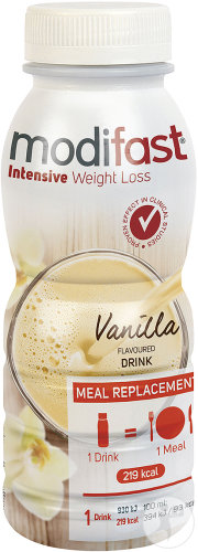 Modifast Instensive Weight Loss Saveur Vanille Repas A Boire 236ml