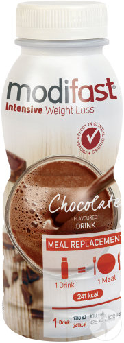 Modifast Intensive Weight Loss Repas A Boire Saveur Chocolat 236ml