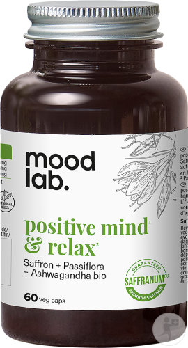 Moodlab Positive Mind & Relax 60 Capsules