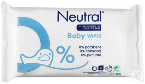 Neutral Baby Wipes 63