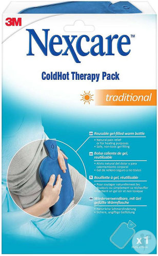 Nexcare 3M Coldhot Therapy Pack Tradition Bouillotte (N1576)