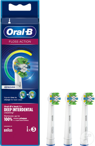 Oral-B EB25-3 Floss Action Refill 3 Pièces