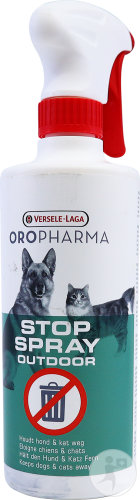 Oropharma Stop Spray Outdoor Chiens Et Chats 500ml