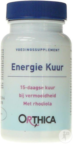 Orthica Cure Energie Tabl 30