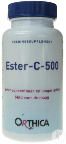Orthica Ester-c 500 Tabl 90x500mg