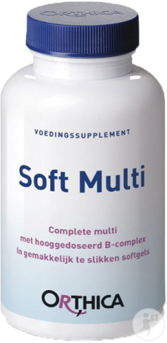 Orthica Soft Multi 60 Gélules
