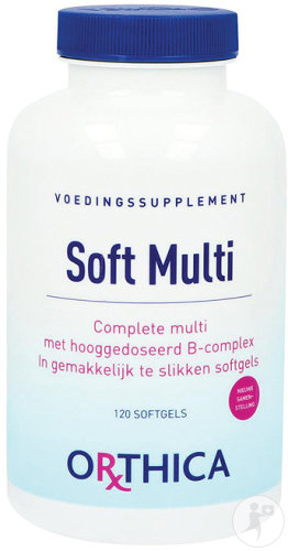 Orthica Soft Multiple Softgels 120